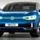 Volkswagen готовит «заряженный» электрокар GTX