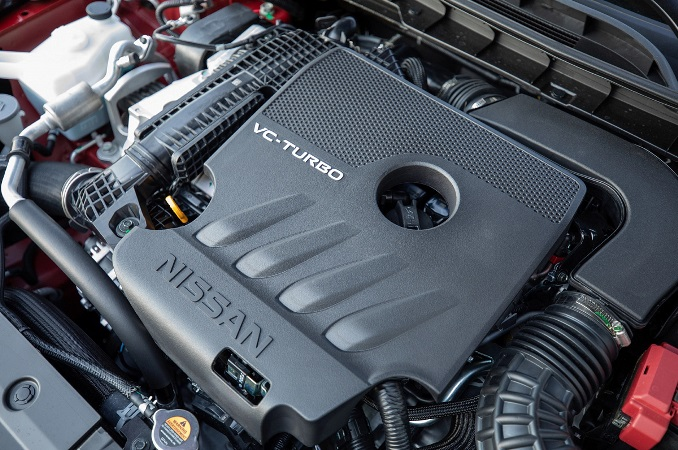 Nissan, двигатель VC Turbo