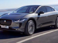 Jaguar увеличил запас хода I-Pace