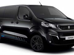Peugeot представил «спортивную» версию фургона Peugeot Expert