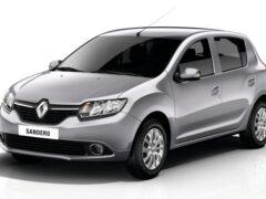 В Сети появились первые изображения нового Dacia Sandero