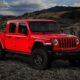 К дебюту готовится новая версия Jeep Gladiator