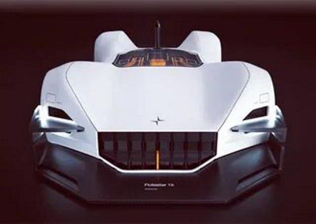 Polestar 2 EV, концепт электрокара