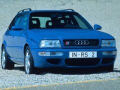 Audi в честь юбилея RS предлагает особый пакет 25 years of RS