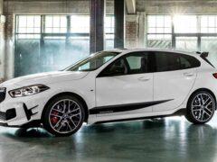 Хэтчбек BMW 1 серии больше не будет обновляться