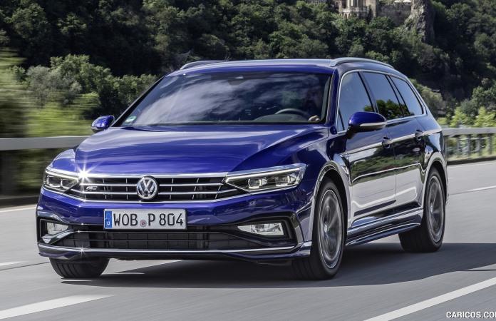 Volkswagen Passat Variant 2019