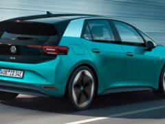 Volkswagen представил изображения новой бюджетной модели
