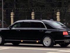 Aurus выпустит бюджетный лимузин на базе Aurus Senat