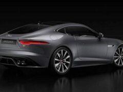 Jaguar объявил рублевые цены на рестайлинговый F-Type