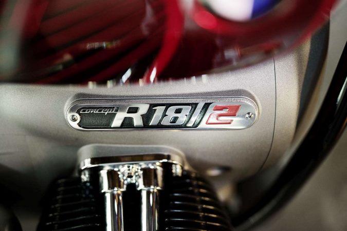 BMW R18 двигатель Big Boxer