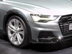 Audi объявила цены на A6 Allroad 2020 модельного года