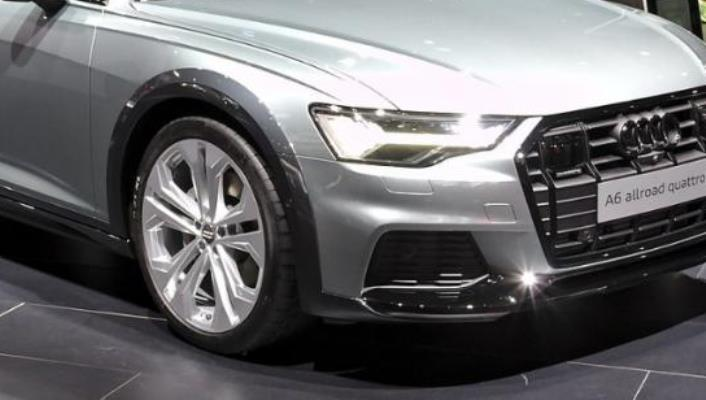 Audi A6 Allroad 2020 года