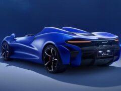 Почему McLaren Elva не нужно лобовое стекло