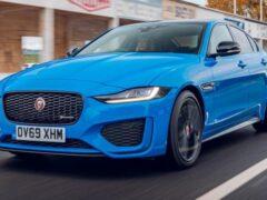 Jaguar представил ограниченную серию XE Reims Edition