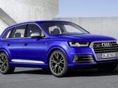 Тюнеры ABT показали свою версию Audi SQ7 TDI