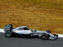Mercedes дал послушать звук мотора болида для «Формулы-1»