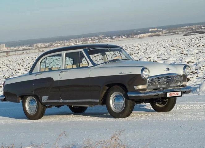 Волга, ГАЗ-21 1965 года