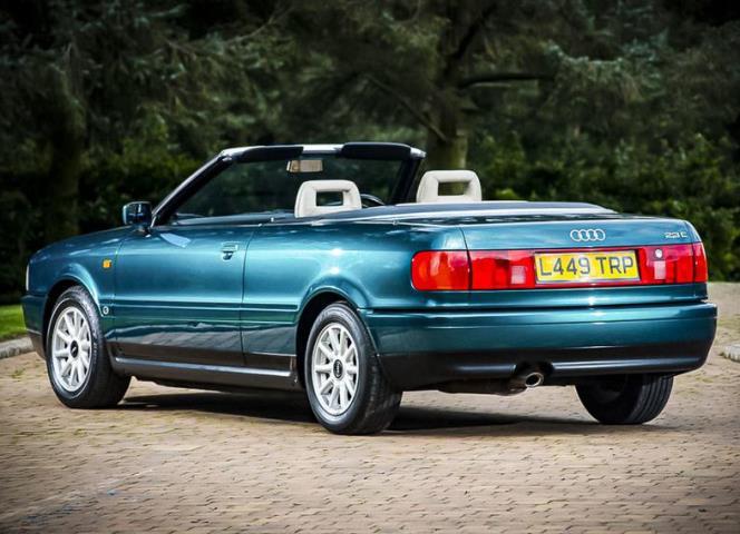 Audi 80 1994 года