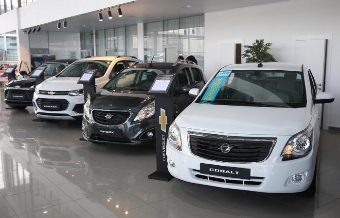 новые модели авто, Казахстан