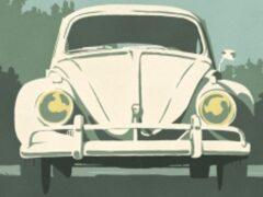 Volkswagen выпустил прощальное видео с моделью Beetle
