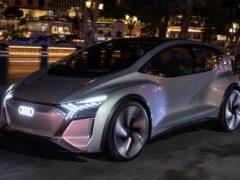 Audi привезет на CES 2020 концепт AI