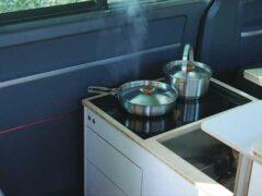 Queensize Camper превращает минивэны Volkswagen в кемперы