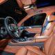 BMW X7 получил полностью кожаный салон от Vilner