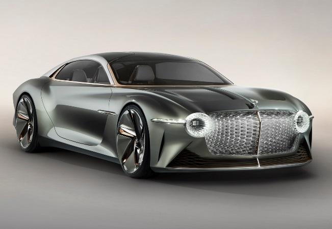 Bentley Might, электрокар
