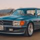 «Немцу» Mercedes-Benz 450 SLC пересадили мотор Toyota 2JZ