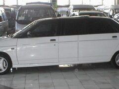 В Сети продемонстрировали лимузин «Консул» от «АвтоВАЗа»