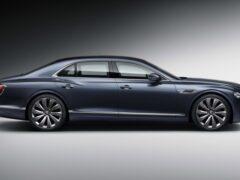 Flying Spur станет флагманским седаном Bentley