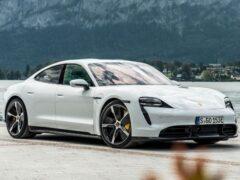 Для Porsche Taycan было разработано 90 специальных опций