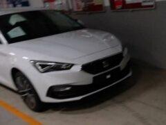 Внешность нового SEAT Leon рассекретили до премьеры