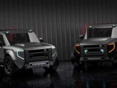 Новый Land Rover Defender показали на качественных рендерах