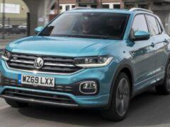 Названы цены на самый мощный Volkswagen T-Cross