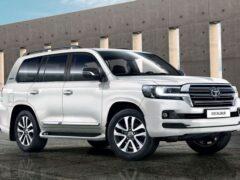 Опубликована вся информация о новом Toyota Land Cruiser 300