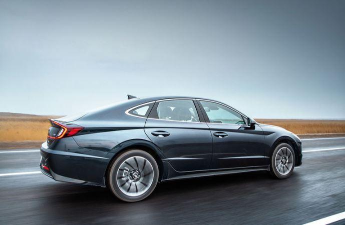 Hyundai Elantra, новая