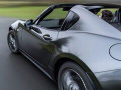 Mazda представила новую версию родстера MX-5