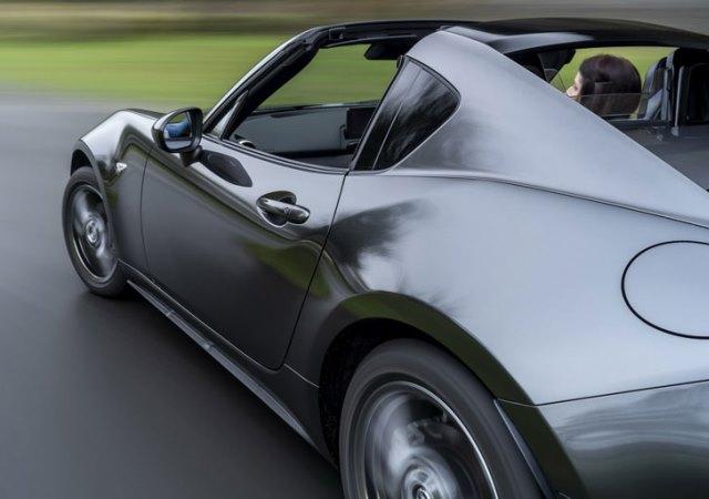Mazda MX-5 GT Sport Tech Grade