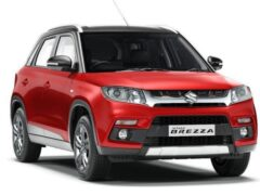 Toyota Urban Cruiser: перелицованная версия Suzuki Vitara Brezza