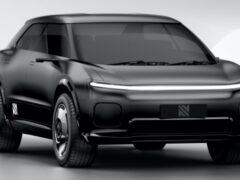 Vega EVX: электрический суперкар из Шри-Ланки