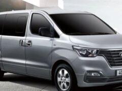 Hyundai вывел на тесты аналог минивэна Kia Carnival