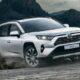 Новый Toyota RAV4 установил абсолютный рекорд продаж в России