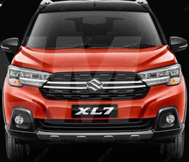 Suzuki XL7, новый