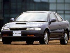 Назван ТОП-3 доступных японских купе из 90-х