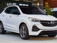 Стала известна реальная стоимость Buick Encore GX 2020 года