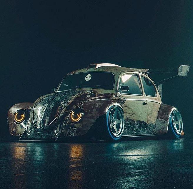 Volkswagen Beetle, тюнинг