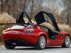 Один из пяти купе Zagato Mostro пустят с молотка