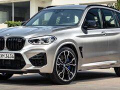 Тюнеры AC Schnitzer довели мощность BMW X3 M до уровня BMW X5 M