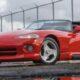 Первый в мире Dodge Viper продали в два раза дороже запланированного